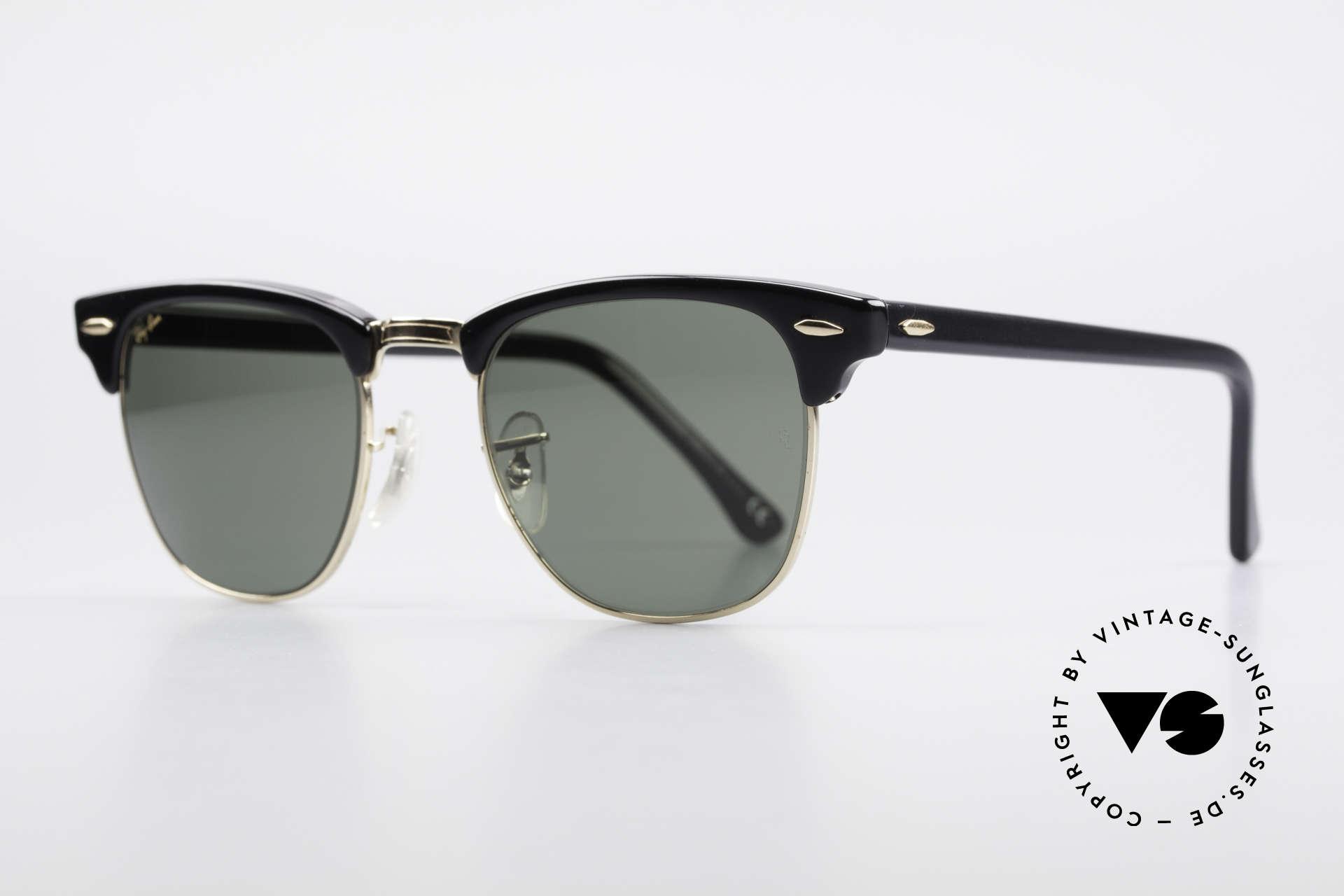 Sonnenbrillen Ray Ban Clubmaster Bausch & Lomb USA W0365