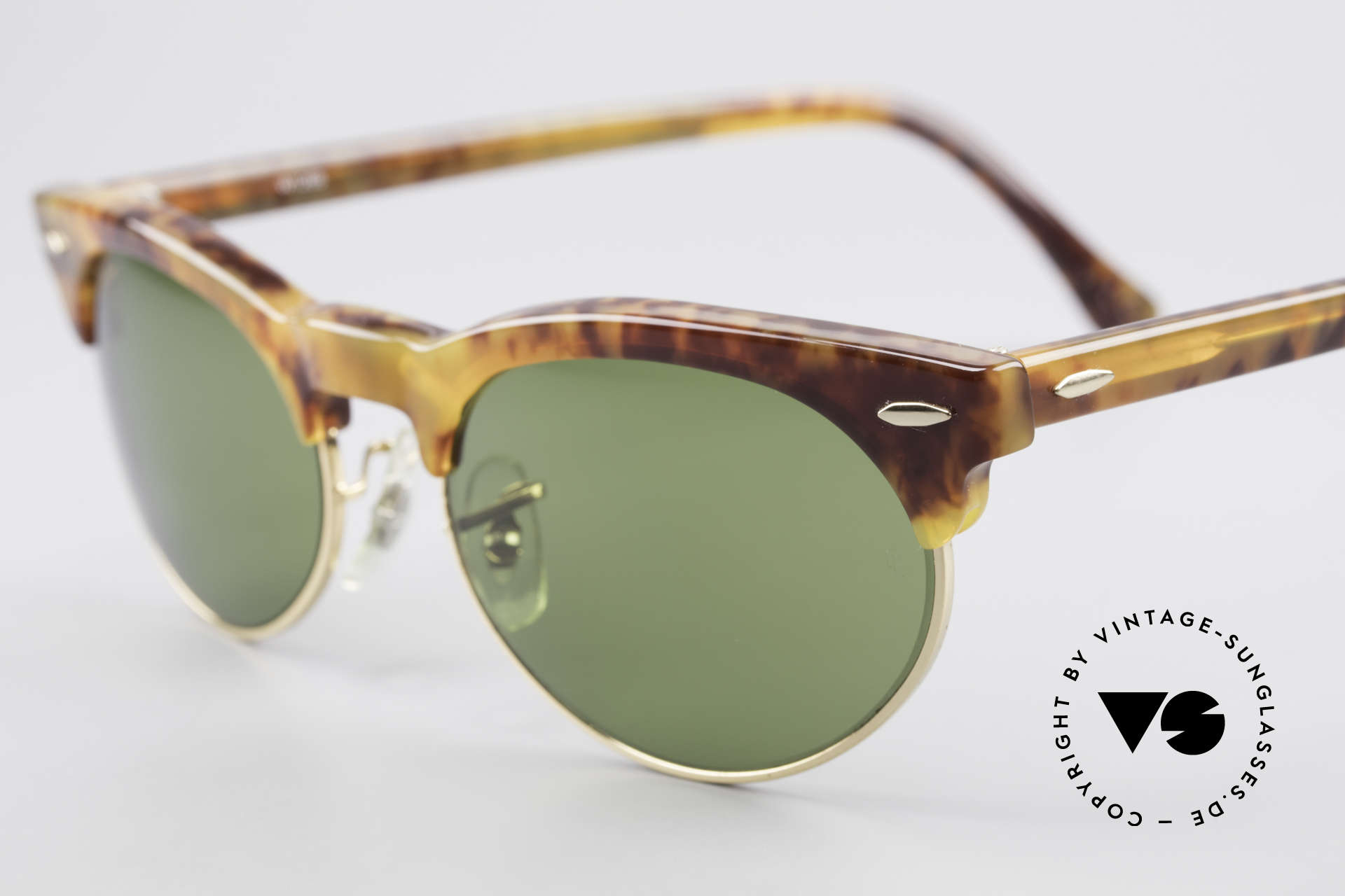 Ray Ban Oval Max 80's Bausch & Lomb Original, NO RETRO sunglasses, but a 30 years old RARITY, Made for Men and Women