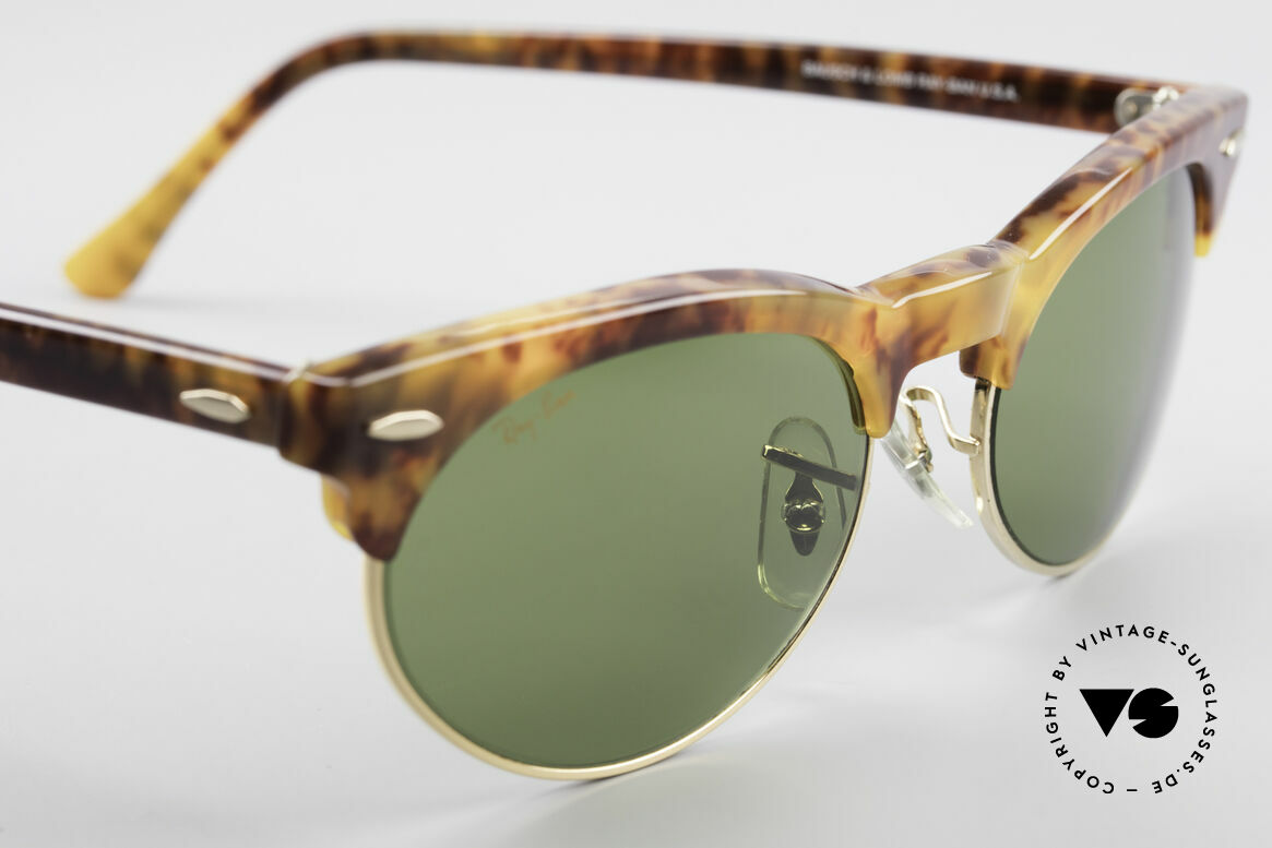 Ray Ban Oval Max 80's Bausch & Lomb Original