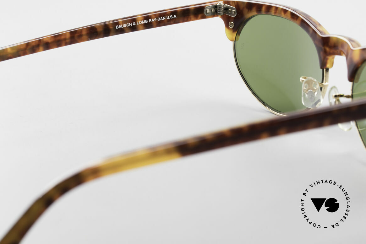 Ray Ban Oval Max 80's Bausch & Lomb Original, Size: medium, Made for Men and Women