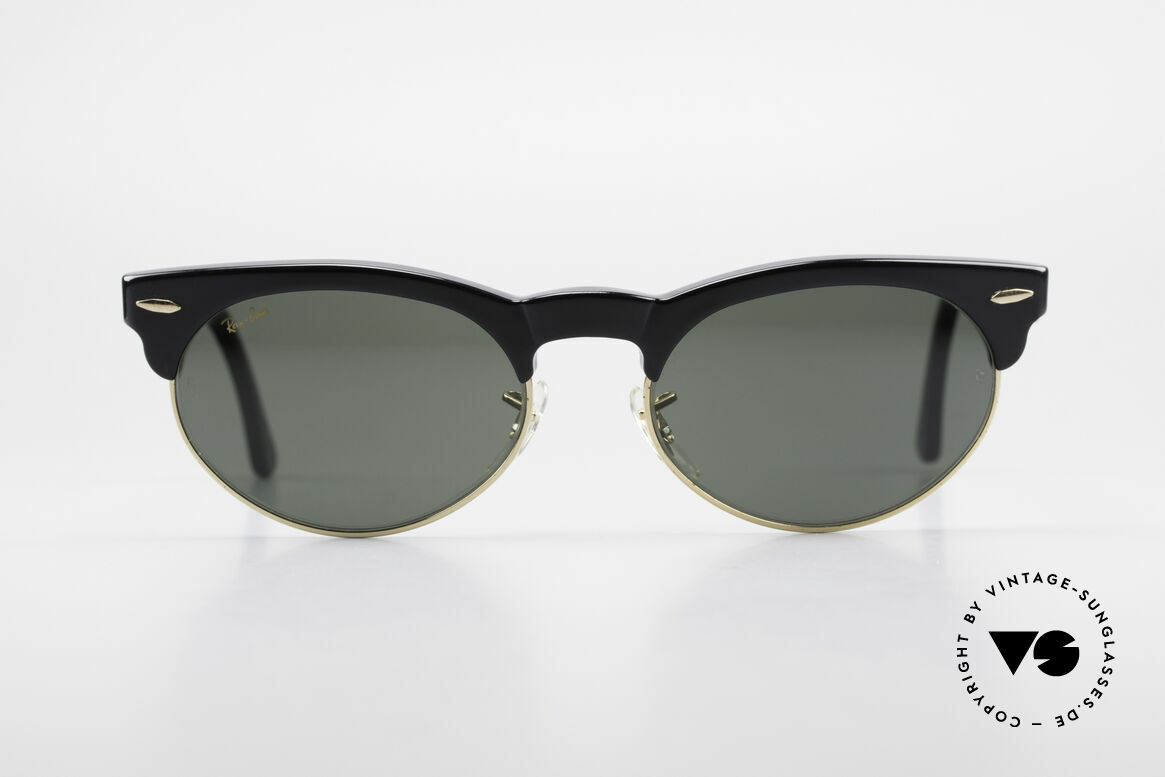 Ray Ban Oval Max 80's Bausch & Lomb Shades B&L, still one of the most popular vintage sunglasses, Made for Men and Women