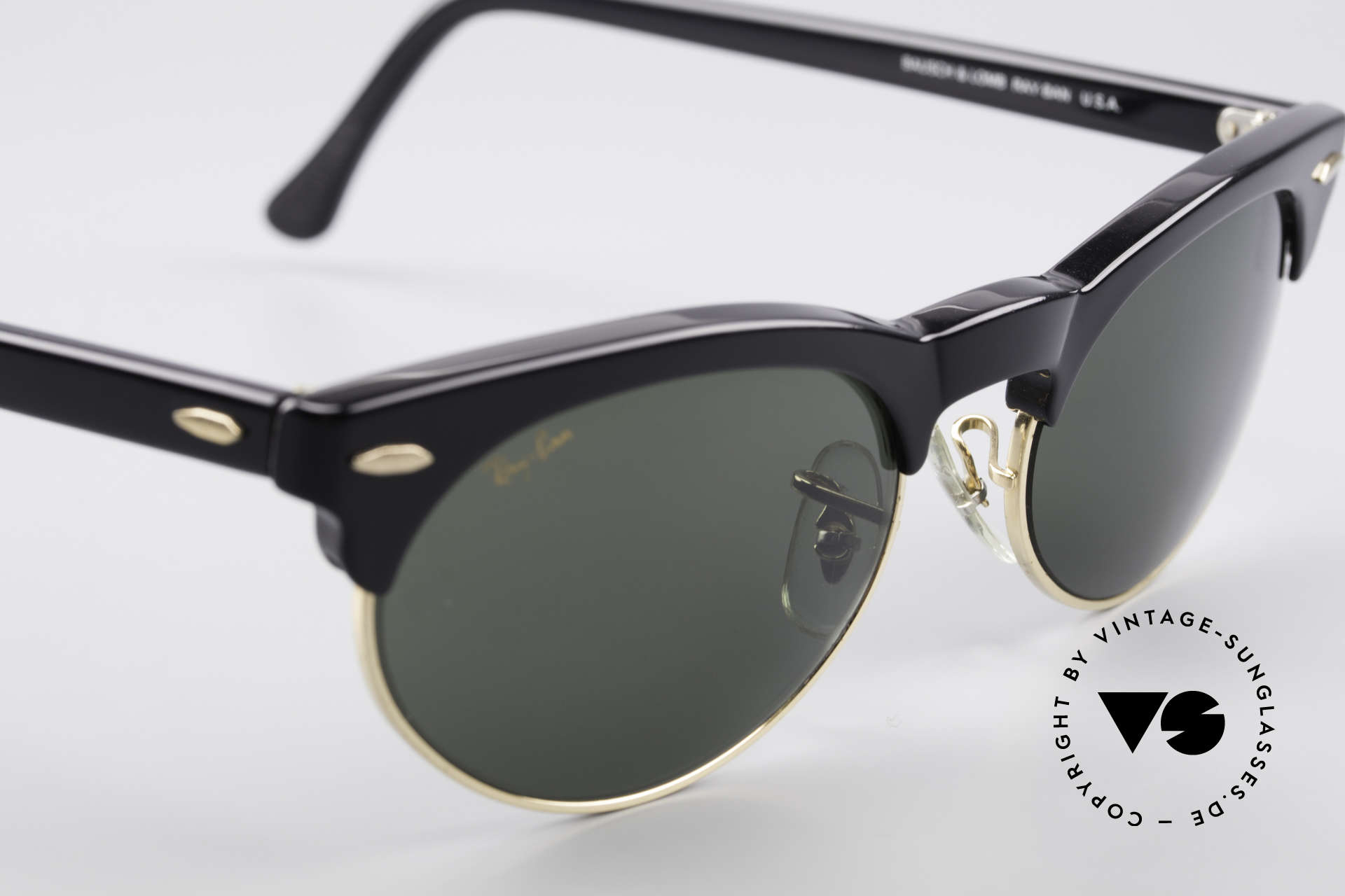 Ray Ban Oval Max 80's Bausch & Lomb Shades B&L, NO RETRO sunglasses, but a 30 years old RARITY, Made for Men and Women