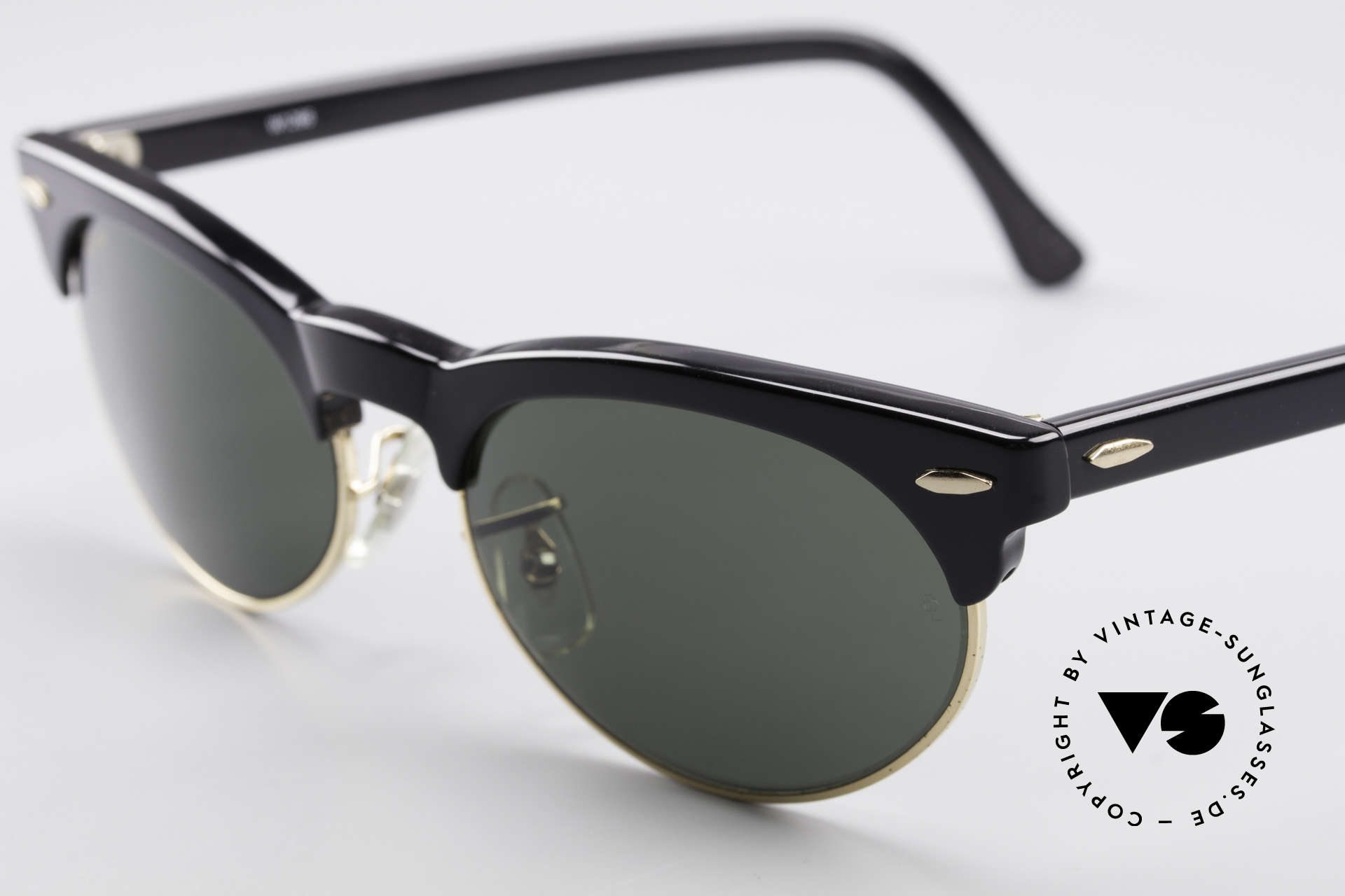 Ray Ban Oval Max 80's Bausch & Lomb Shades B&L, Size: medium, Made for Men and Women