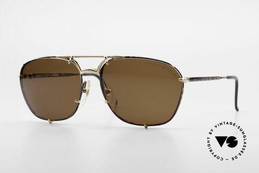 Porsche 5647 90s Classic Vintage Sunglasses Details