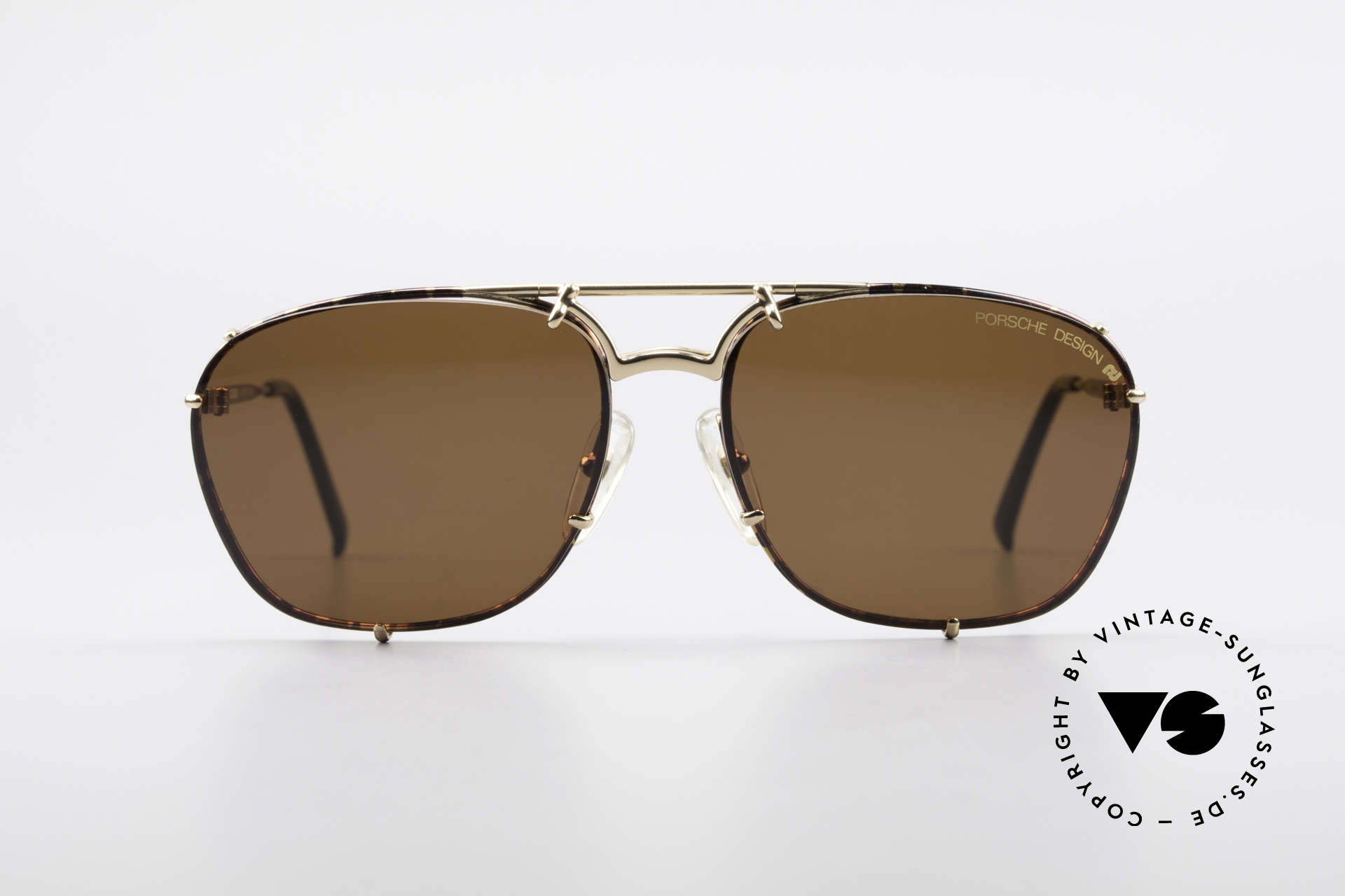 Porsche 5647 90s Classic Vintage Sunglasses, rare original from the early 1990's (made in Austria), Made for Men