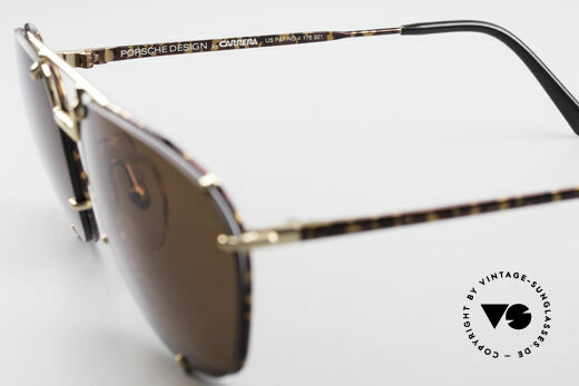 Porsche 5647 90s Classic Vintage Sunglasses, NO RETRO sunglasses, but an authentic old CLASSIC, Made for Men