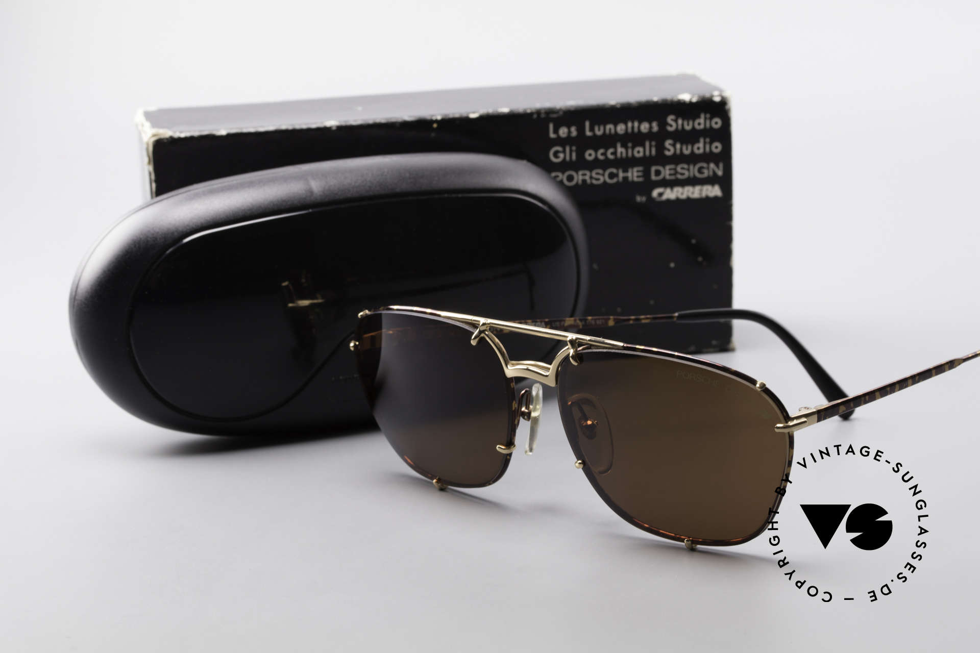 Porsche 5647 90s Classic Vintage Sunglasses, Size: medium, Made for Men