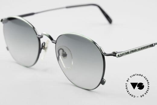 Jean Paul Gaultier 55-0171 90's Panto Designer Sunglasses