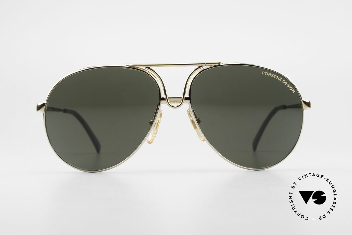 Porsche 5657 L Sunglasses With Two Fronts, frame with interchangeable front parts (lenses), Made for Men