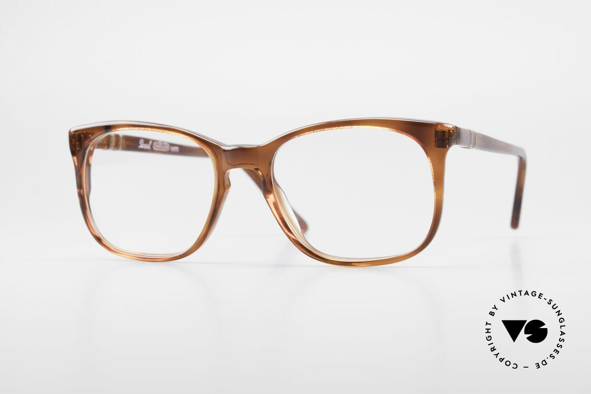 Persol 93145 Ratti Small Classic 80's Eyeglasses, SMALL, old Persol Ratti eyeglasses from 1986, Made for Men and Women