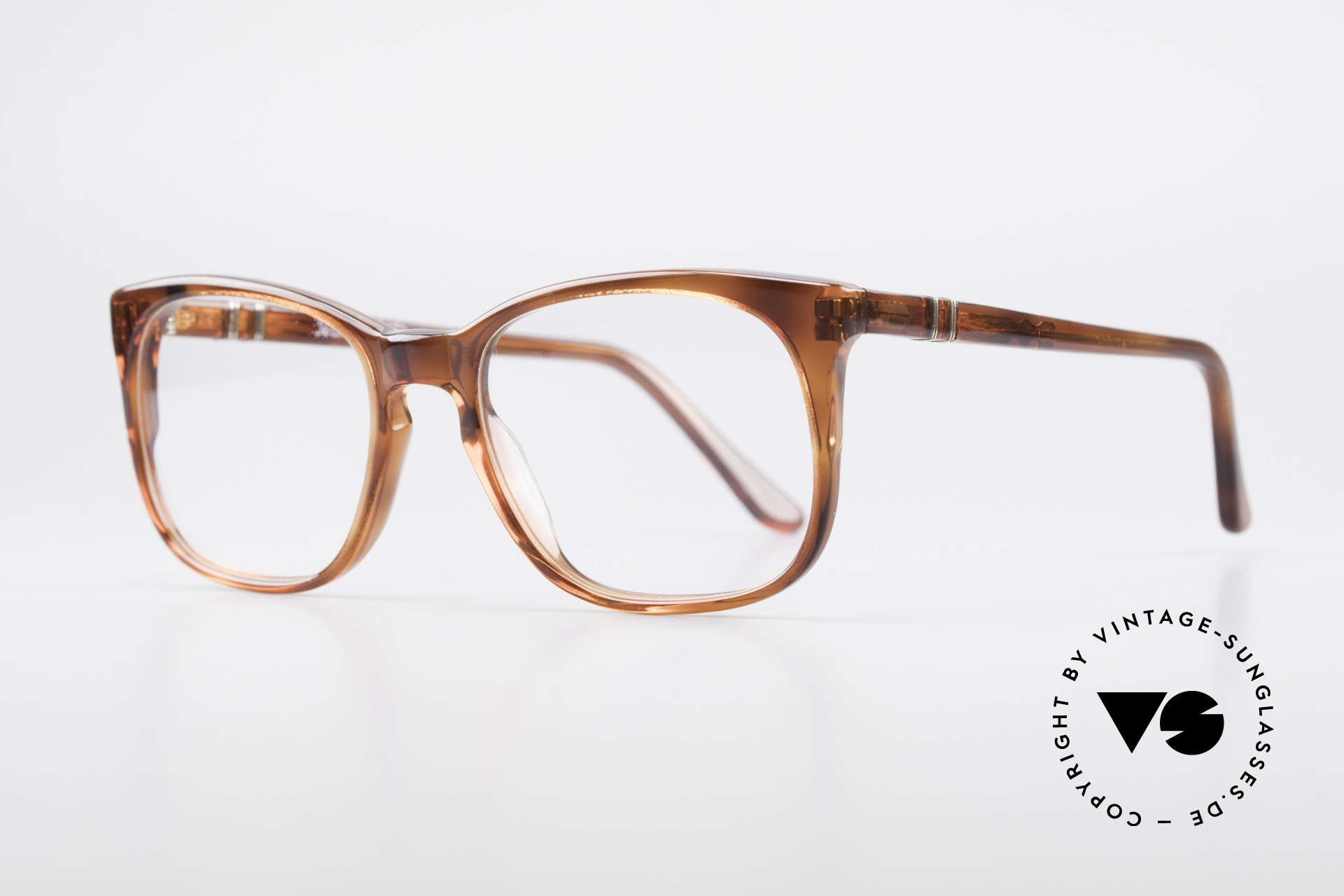 Persol 93145 Ratti Small Classic 80's Eyeglasses, best manufacturing (patented Meflecto System), Made for Men and Women