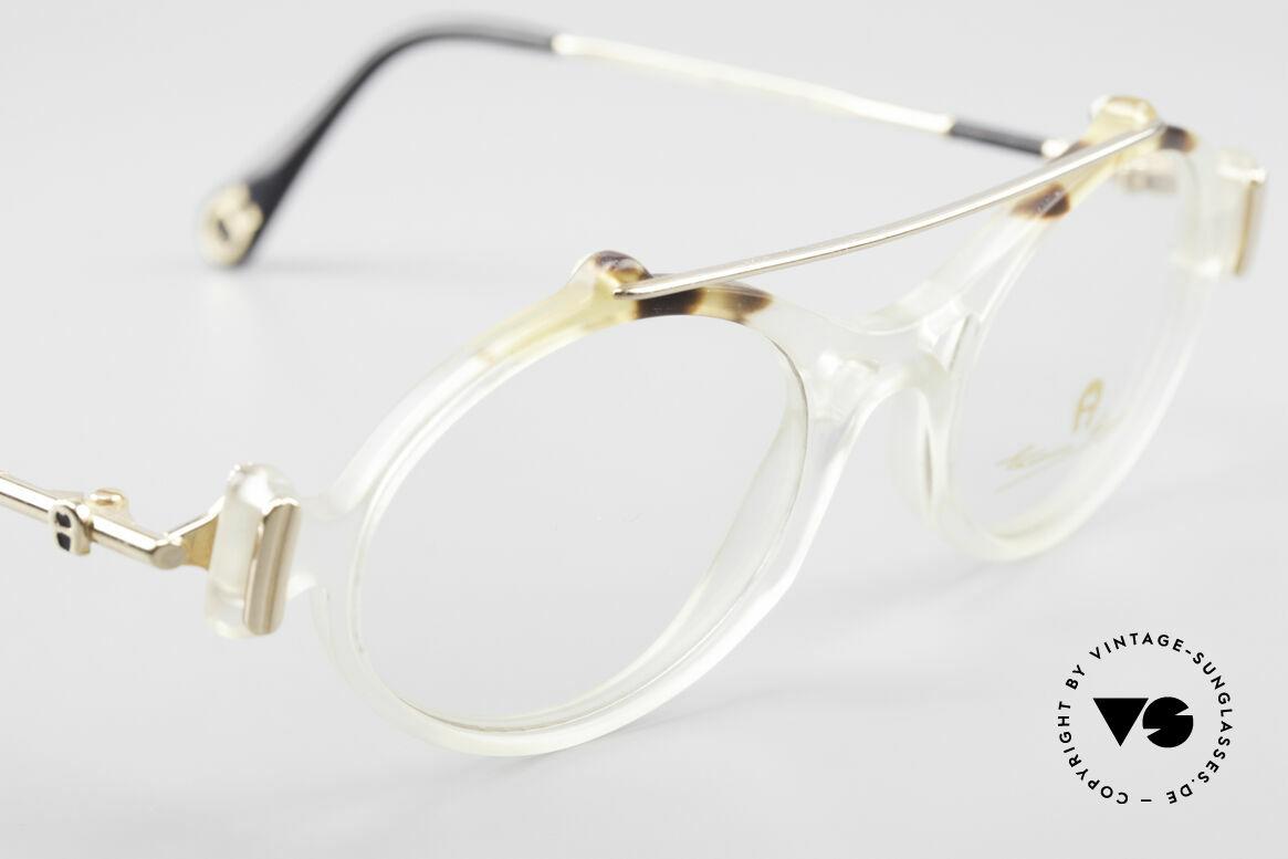Aigner EA56 Rare 80's Vintage Eyeglasses