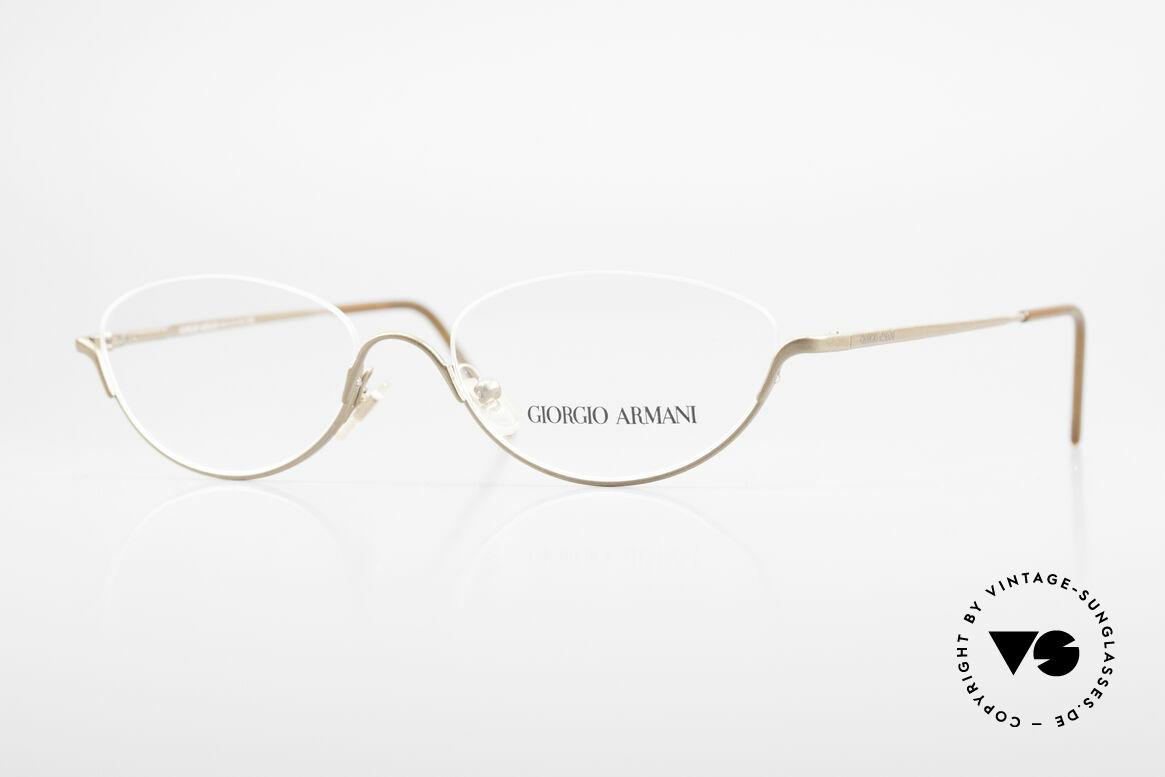 Giorgio Armani 1080 90's Reading Glasses Unisex