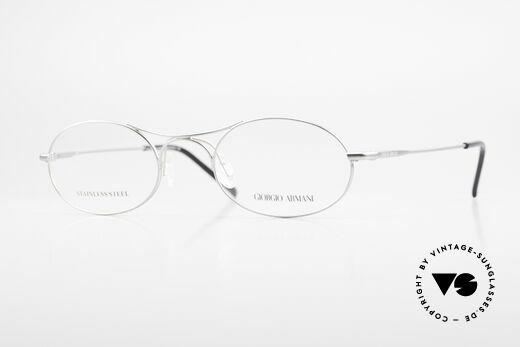 Giorgio Armani 634 Successor Mod Schubert Glasses Details