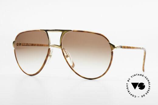 Christian Dior 2505 Designer Aviator Sunglasses Details