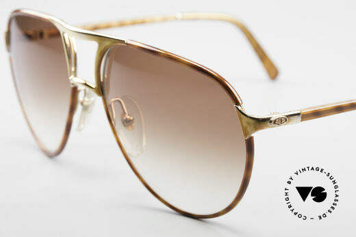 Christian Dior 2505 Designer Aviator Sunglasses