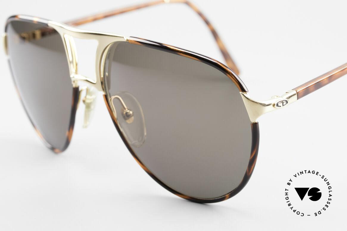 Christian Dior 2505 Aviator Designer Sunglasses, elegant frame coloring & very pleasant to wear, Made for Men