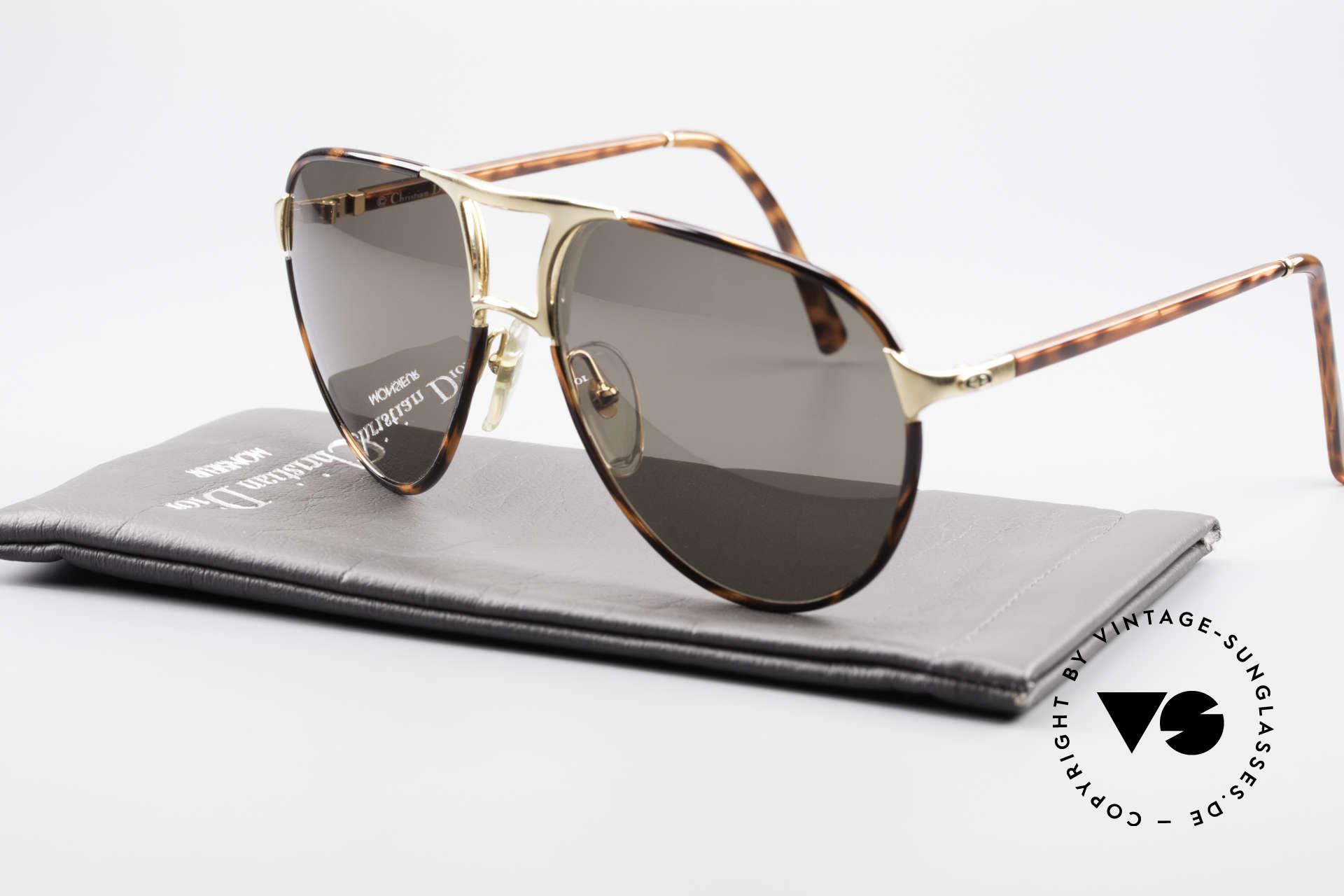 Christian Dior 2505 Aviator Designer Sunglasses, Size: medium, Made for Men