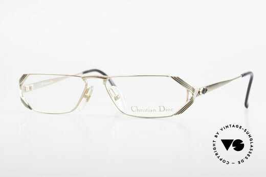 Christian Dior 2617 Rare Vintage Reading Glasses Details