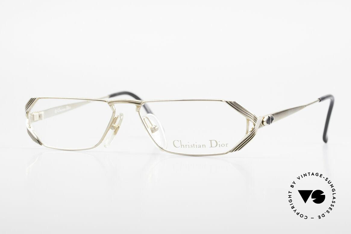 Christian Dior 2617 Rare Vintage Reading Glasses, noble Christian Dior reading glasses from the 90's, Made for Men