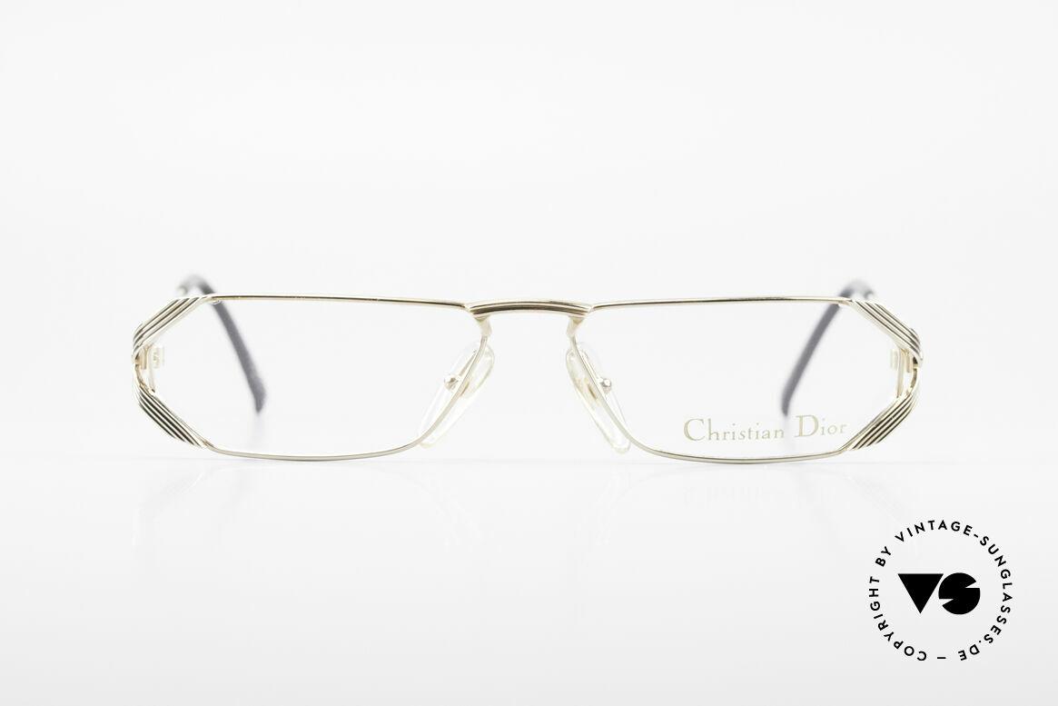 Christian Dior 2617 Rare Vintage Reading Glasses, distinctive eyewear design & very elegant coloring, Made for Men