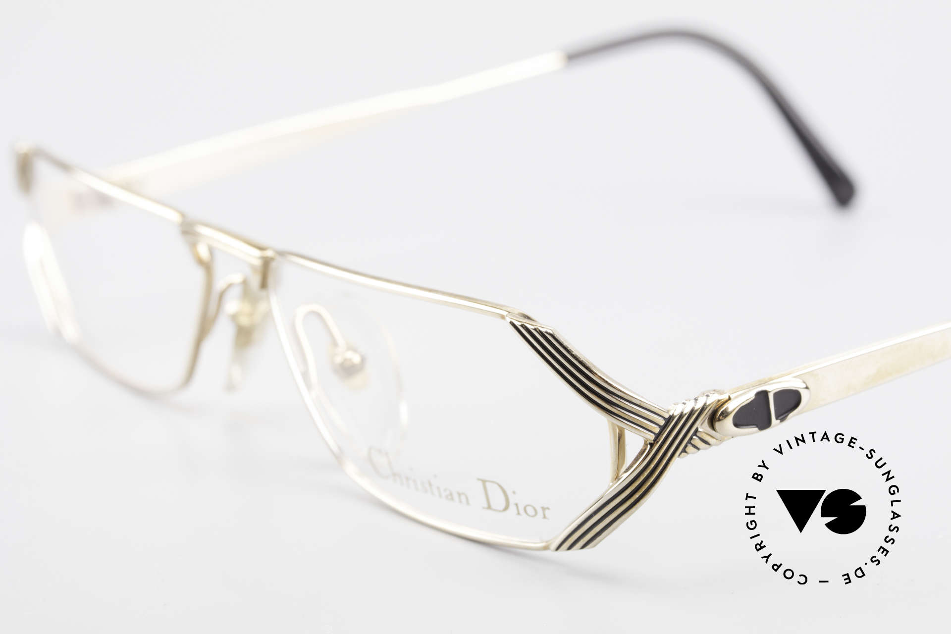 Christian Dior 2617 Rare Vintage Reading Glasses, utterly top-notch craftsmanship - U must feel this!, Made for Men
