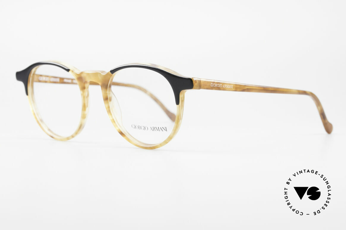 Giorgio Armani 301 Johnny Depp Style Panto Frame