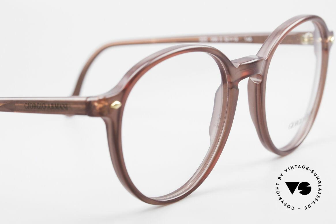 Giorgio Armani 325 Vintage Panto 90's Eyeglasses, NO retro frame, but a unique 25 years old ORIGINAL, Made for Men