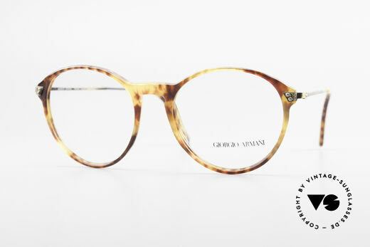 Giorgio Armani 329 90's Panto Glasses Medium Details
