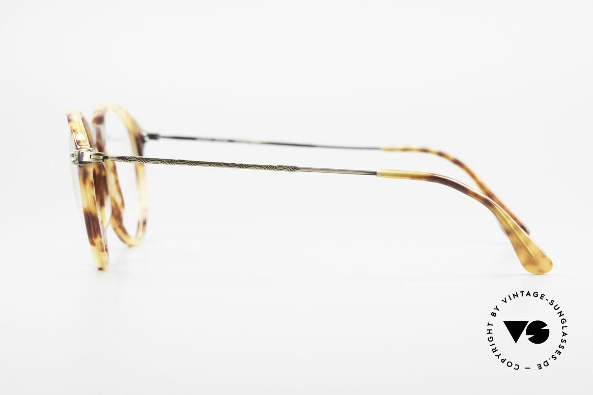 Giorgio Armani 329 Small 90's Panto Eyeglasses
