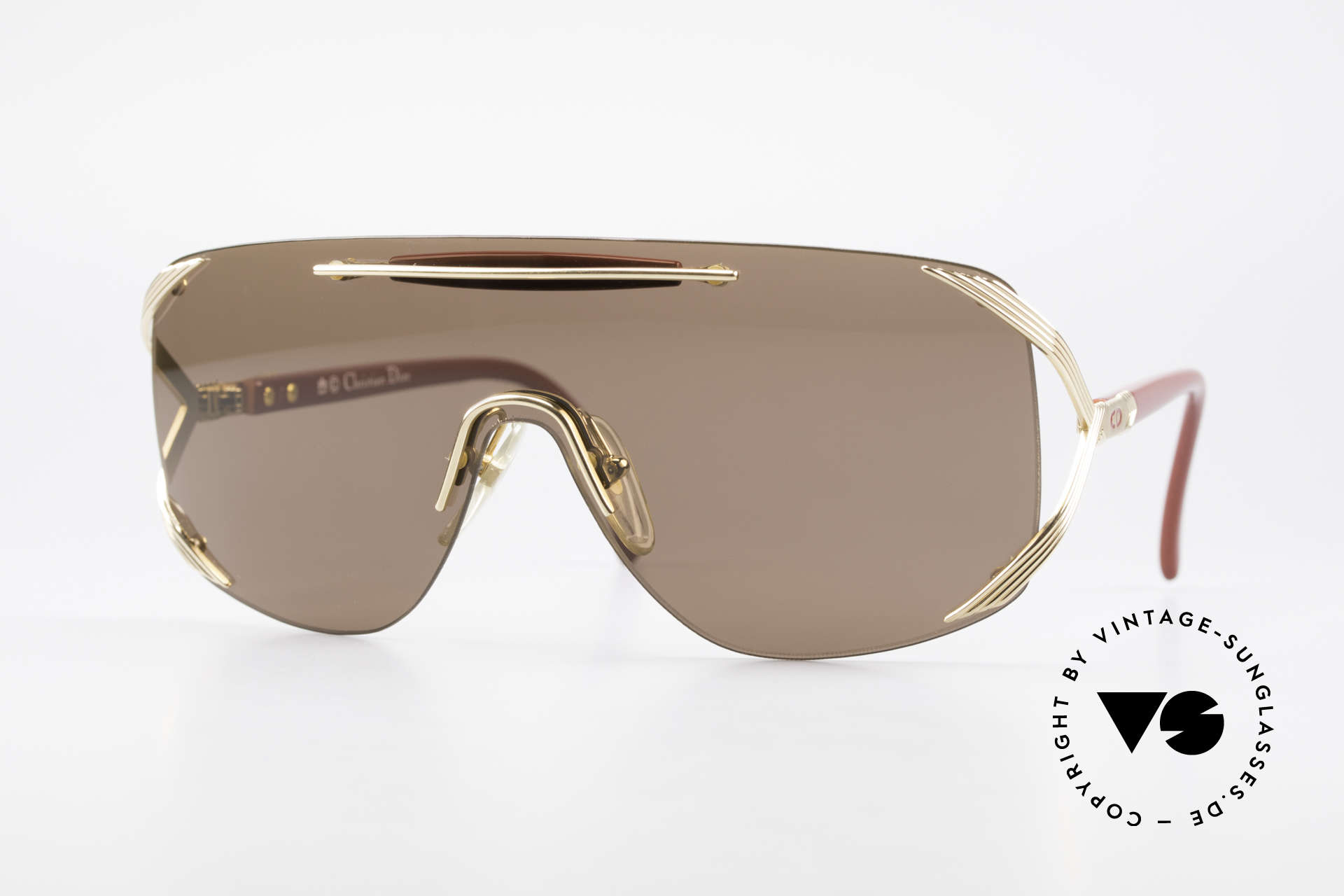Christian Dior 2434 Rihanna Vintage Sunglasses, awesome Dior designer sunglasses from the 80's/90's, Made for Women