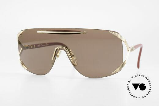 Christian Dior 2434 Rihanna Vintage Sunglasses Details