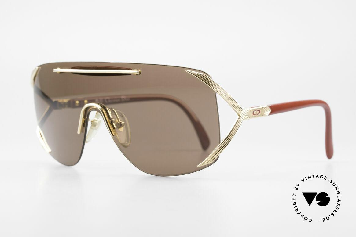 Christian Dior 2434 Rihanna Vintage Sunglasses, brilliant & very rare vintage model (incl. new case), Made for Women