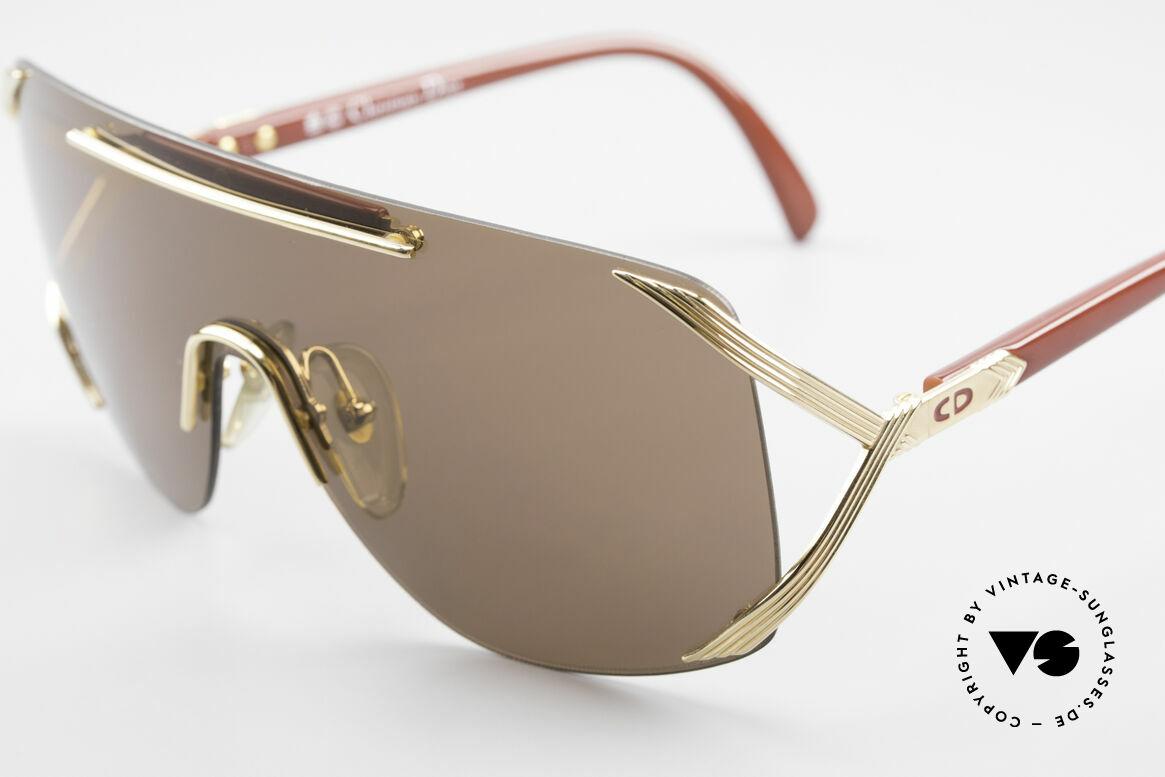 Christian Dior 2434 Rihanna Vintage Sunglasses, unworn (like all our Chr. DIOR designer sunglasses), Made for Women