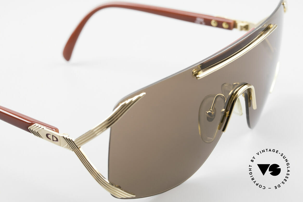 Christian Dior 2434 Rihanna Vintage Sunglasses, NO RETRO fashion, but a unique 30 years old original, Made for Women