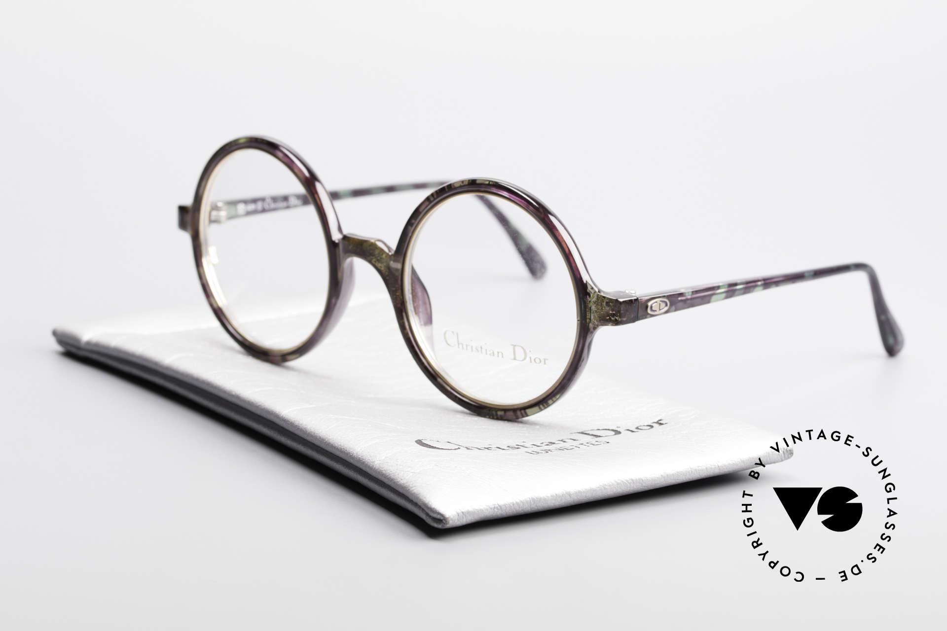 Glasses Christian Dior 2540 Round 90 S Ladies Eyeglasses
