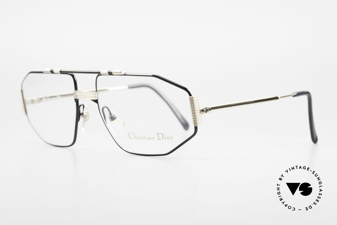 Christian Dior 2516 80's Gold Plated Vintage Frame, 1st class wearing comfort and HARD GOLD-PLATED, Made for Men