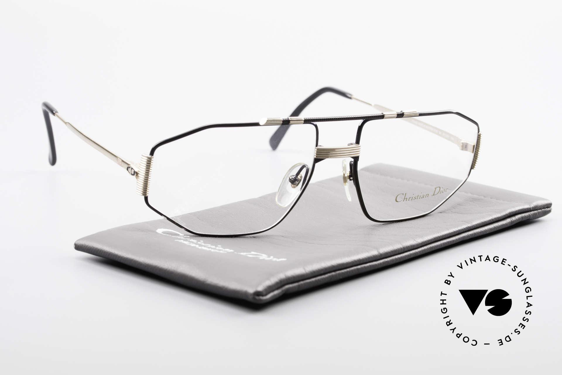 Christian Dior 2516 80's Gold Plated Vintage Frame, the frame fits lenses of any kind (prescriptions / sun), Made for Men