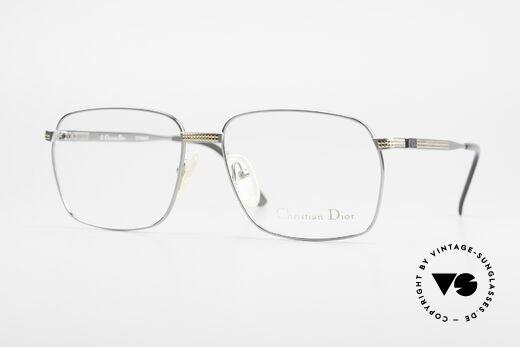 Christian Dior 2791 Titanium Eyeglass-Frame 90's Details