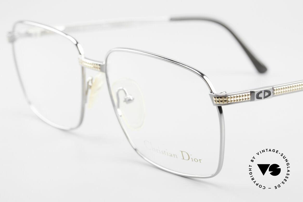 Christian Dior 2791 Titanium Eyeglass-Frame 90's, unworn (like all our Christian DIOR Monsieur eyewear), Made for Men