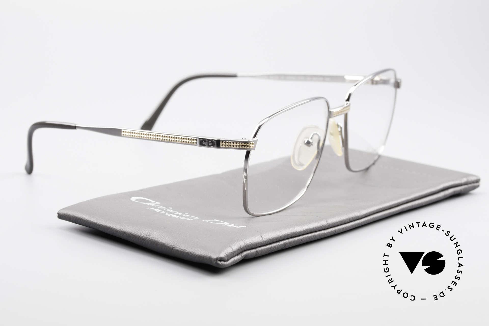 Christian Dior 2791 Titanium Eyeglass-Frame 90's, Size: medium, Made for Men