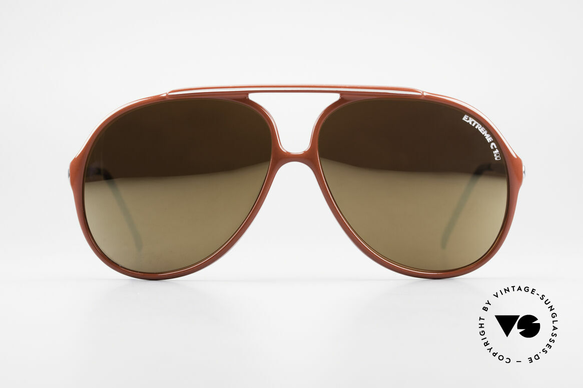 Carrera 5587 XXL Vintage 80's Sunglasses