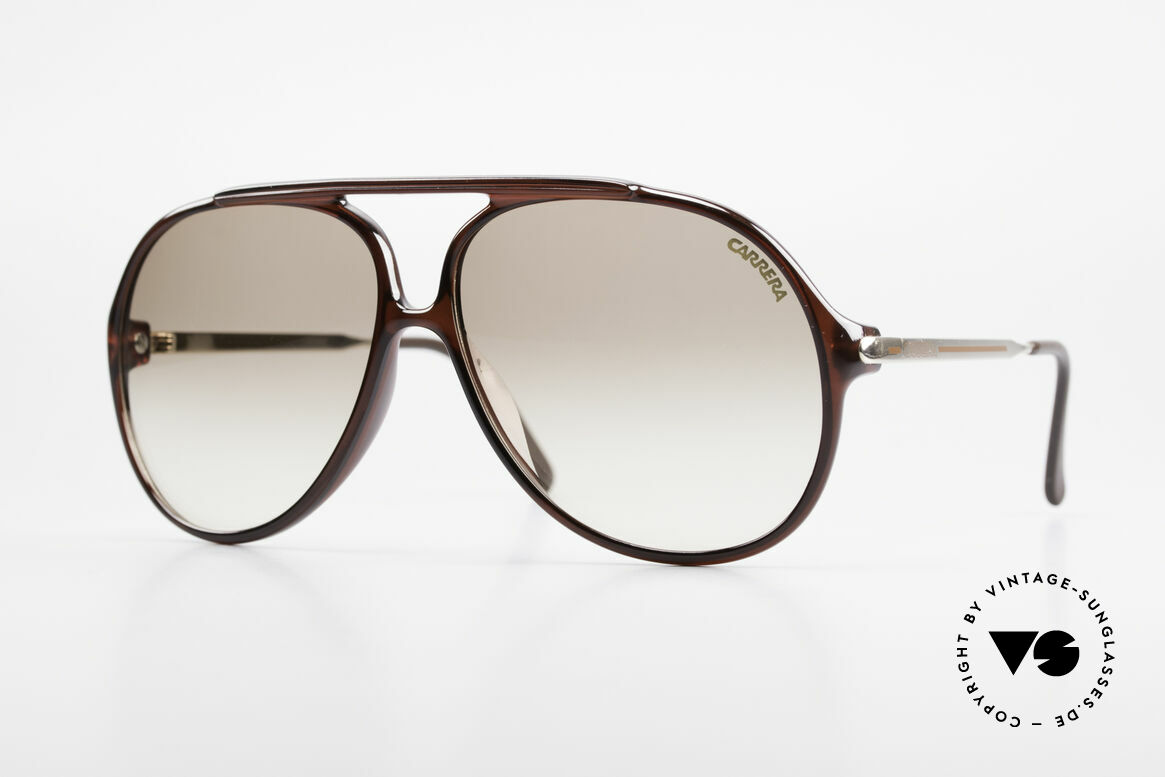 Carrera 5587 Vintage 80's XXL Sunglasses