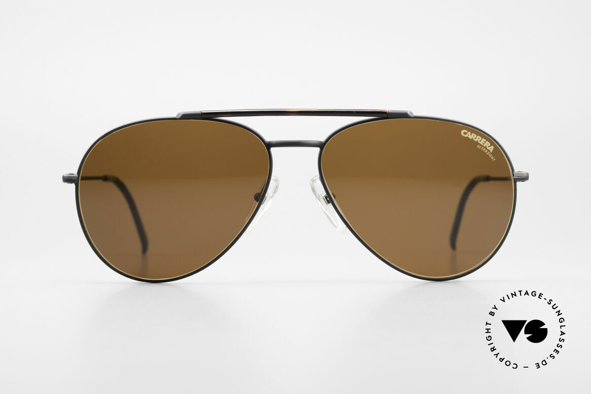 Carrera 5349 True Vintage Aviator Shades