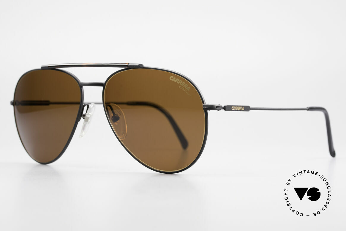Carrera 5349 True Vintage Aviator Shades, tangible 1st class craftsmanship; made in Austria, Made for Men