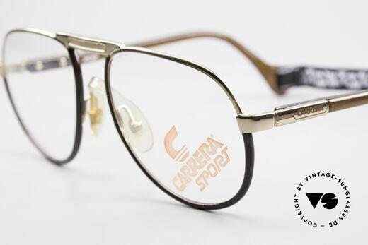 Carrera 5511 Sports Glasses 80's Vintage