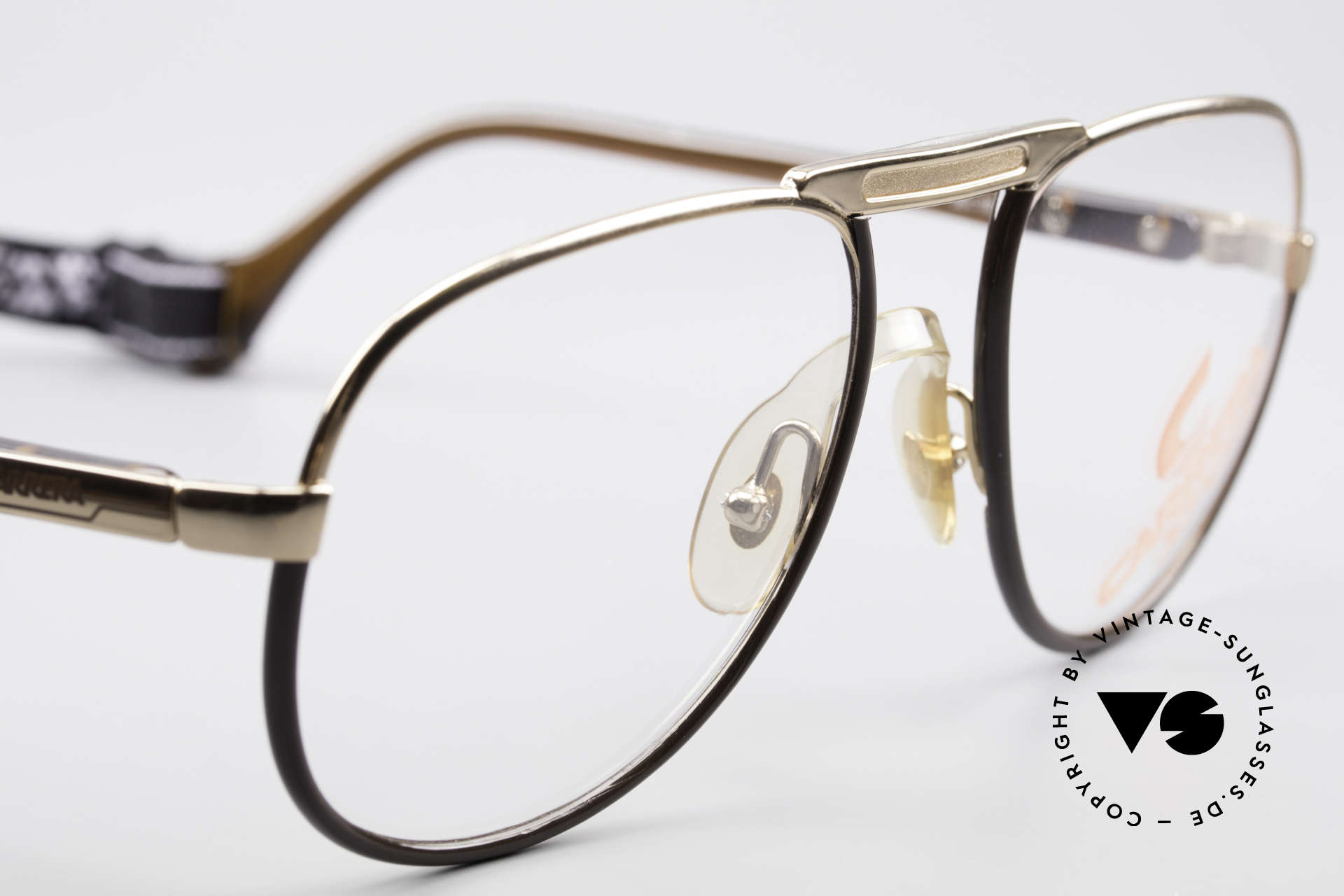 Carrera 5511 Sports Glasses 80's Vintage, unworn (like all our vintage glasses by Carrera), Made for Men