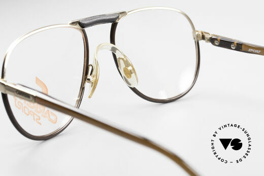 Carrera 5511 Sports Glasses 80's Vintage, the frame can be glazed with lenses of any kind, Made for Men