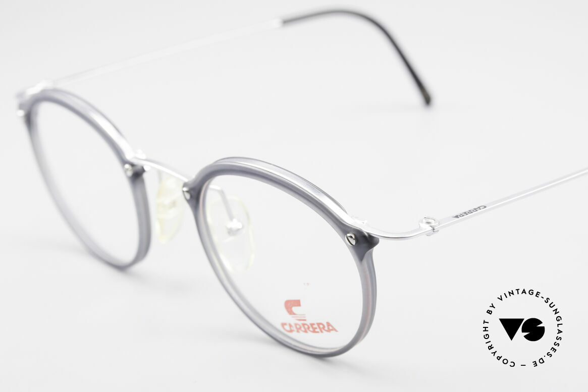 Carrera 4942 Round Panto Vintage Glasses, new old stock (like all our classic Carrera eyeglasses), Made for Men and Women