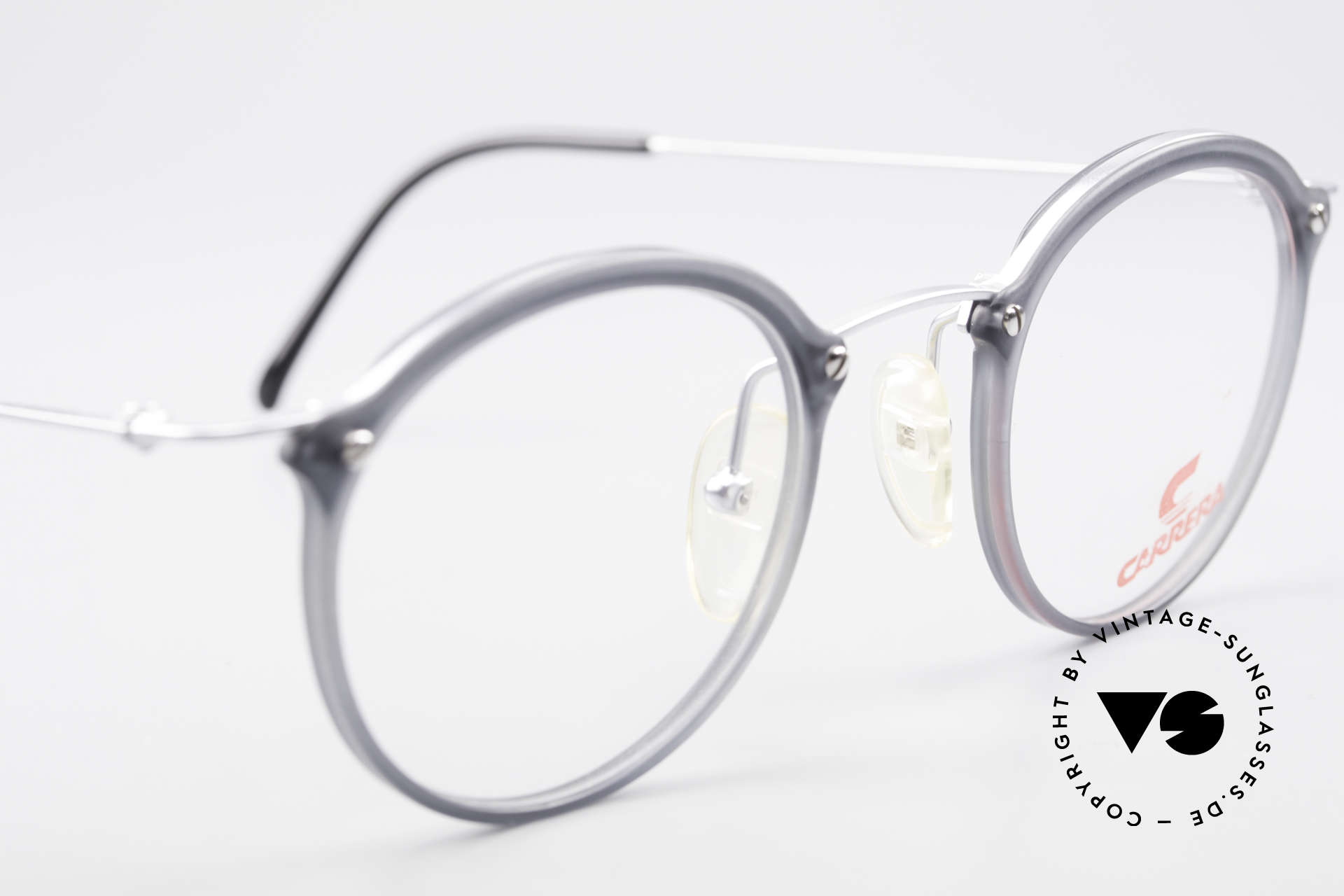 Carrera 4942 Round Panto Vintage Glasses, NO RETRO EYEWEAR; but a 20 years old ORIGINAL!, Made for Men and Women